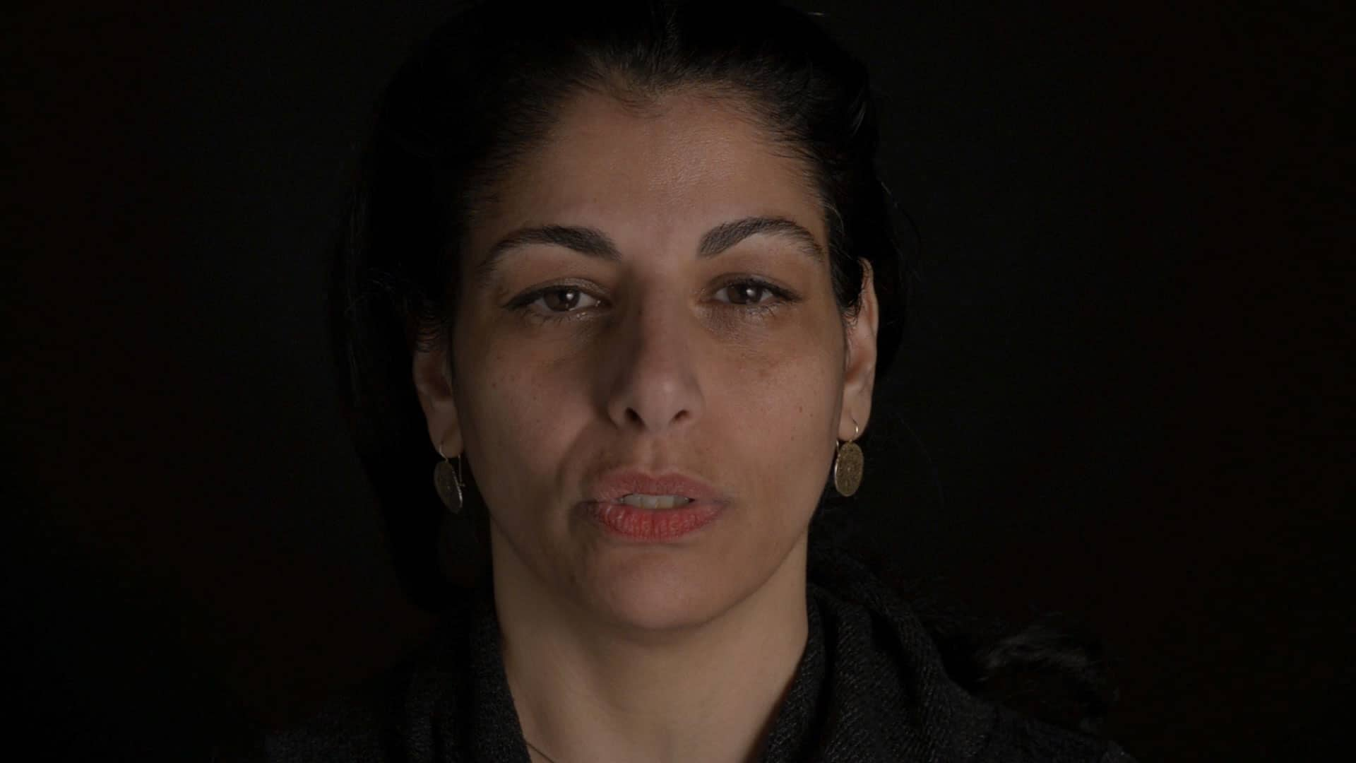 Yael Serlin, Kaddish, 2018. Video, 5 min. Photography: Doron Oved. © The artist